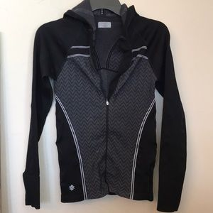 Athleta fitted jacket size small
